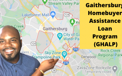 Gaithersburg Downpayment and Closing Assistance