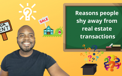 Let's Talk: 7 reasons buyers & sellers are waiting