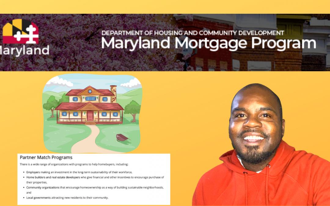Partnership & The Maryland Mortgage Program